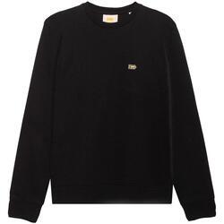 Textil Homem Sweats Klout  Negro