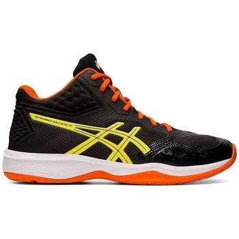 Sapatos Homem Fitness / Training  Asics Netburner Ballistic FF MT Preto, Amarelo