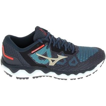 Sapatos Sapatilhas de corrida Mizuno Wave Horizon 5 Bleu Azul