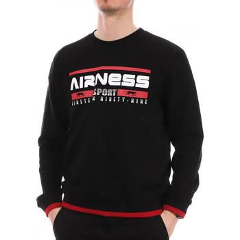 Textil Homem Sweats Airness  Preto