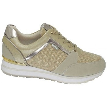 Sapatos Mulher Sapatilhas D'angela DBD19531 Sneakers Beige Bege