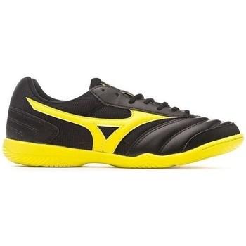 Sapatos Homem Chuteiras Mizuno Mrl Sala Club Preto, Amarelo