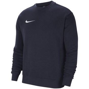 Textil Homem Sweats Nike Crew Fleece Park 20 Preto