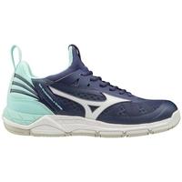 Sapatos Mulher Fitness / Training  Mizuno Wave Luminous W Azul marinho, Cor azul-turquesa