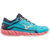 Sapatos Mulher Fitness / Training  Mizuno Wave Ibuki 3 Azul, Azul marinho