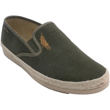 Sapatos Homem Alpargatas Made In Spain 1940 Tênis masculino com borda de cânhamo Alb beige