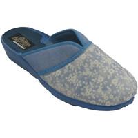 Sapatos Mulher Chinelos Nevada Tênis feminino com o dedo do pé aberto N azul