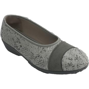 Sapatos Mulher Sabrinas Nevada Sapato feminino  em Cinza gris