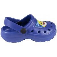 Sapatos Rapaz Tamancos Cerda 2300004783 Niño Azul marino bleu