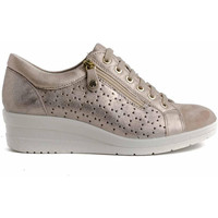 Sapatos Mulher Sapatilhas Imac 706320 Bege