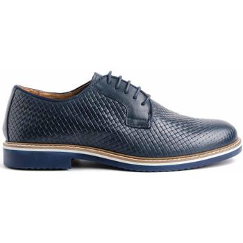 Sapatos Homem Sapatos Imac 700120 Azul