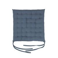 Casa Almofada de cadeira Broste Copenhagen AVA Azul / Miragem