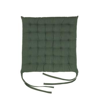 Casa Almofada de cadeira Broste Copenhagen AVA Esmeralda