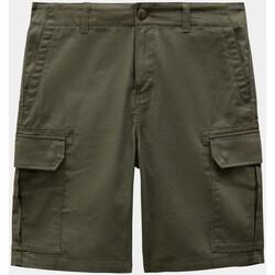 Textil Homem Shorts / Bermudas Dickies Millerville short Verde