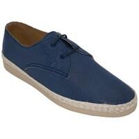 Sapatos Homem Alpargatas Cbp - Conbuenpie Sandalia de piel de mujer by TROPPA (R.ST) Bleu