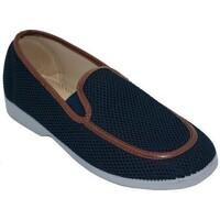 Sapatos Homem Mocassins Cbp - Conbuenpie Sandalia de piel de mujer by TROPPA (R.ST) Bleu