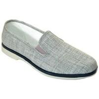 Sapatos Homem Mocassins Cbp - Conbuenpie Sandalia de piel de mujer by TROPPA (R.ST) Gris