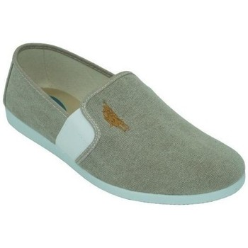 Sapatos Homem Mocassins Cbp - Conbuenpie Sandalia de piel de mujer by TROPPA (R.ST) Beige