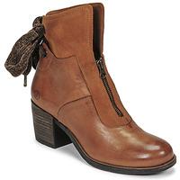 Sapatos Mulher Botins Casta PONTA Conhaque