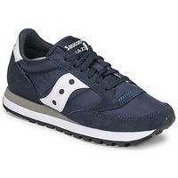Sapatos Sapatilhas Saucony JAZZ ORIGINAL Marinho / Branco