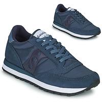 Sapatos Sapatilhas Saucony JAZZ ORIGINAL Marinho