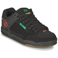 Sapatos Homem Sapatos estilo skate Globe TILT Preto / Azul / Laranja
