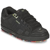 Sapatos Homem Sapatos estilo skate Globe SABRE Preto / Azul