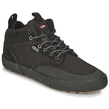 Sapatos Homem Sapatilhas de cano-alto Globe MOTLEY MID Preto