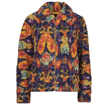 Textil Mulher Jaquetas Desigual COLETTE Multicolor