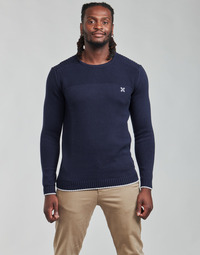 Textil Homem camisolas Oxbow N2POLMI Marinho