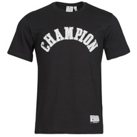 Textil Homem T-Shirt mangas curtas Champion 216575 Preto
