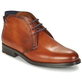 Sapatos Homem Botas baixas Lloyd PATRIOT Conhaque