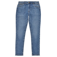 Textil Rapariga Gangas Skinny Pepe jeans PIXLETTE HIGH Azul