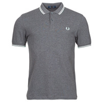 Textil Homem Polos mangas curta Fred Perry THE FRED PERRY SHIRT Cinza