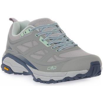 Sapatos Mulher Sapatos de caminhada Cmp A425 HAPSU BORDIC WALKING Grigio