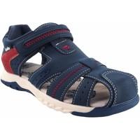 Sapatos Rapaz Multi-desportos Lois Sandália menino  63119 azul Azul