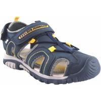 Sapatos Rapaz Multi-desportos Lois menino  63120 azul Azul