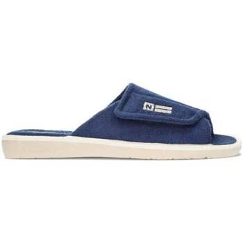 Sapatos Homem Chinelos Nordikas CHINELOS DE CASA  5451B MARINHO