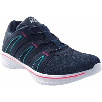 Sapatos Mulher Multi-desportos Sweden Kle Sport lady  412214 azul Azul