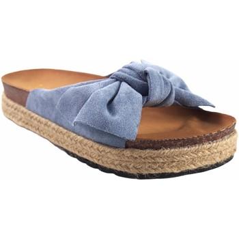 Sapatos Rapariga Chinelos Bubble Bobble Garota esportiva  a3296 cowboy Azul