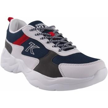 Sapatos Homem Multi-desportos Sweden Kle Esporte masculino Branco