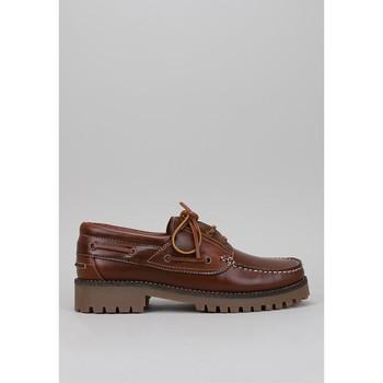 Sapatos Homem Sapato de vela Cossimo  Bege