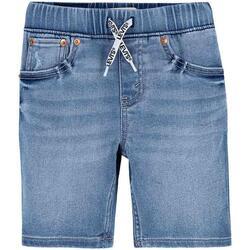 Textil Rapaz Shorts / Bermudas Levi's  Azul