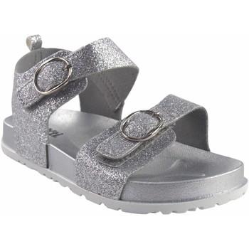Sapatos Rapariga Sandálias Xti Sandália de menina  57599 prata Cinza