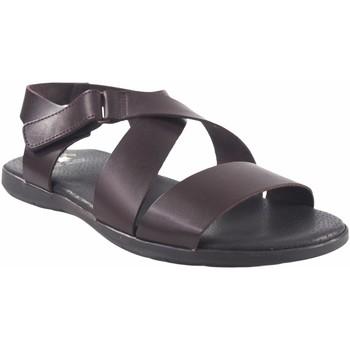 Sapatos Homem Sandálias Bienve sandália  130 marrom Castanho