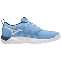 Sapatos Mulher Sapatilhas Mizuno Supersonic 2 Azul