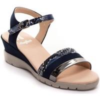 Sapatos Mulher Sandálias CallagHan  Azul