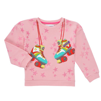 Textil Rapariga Sweats Desigual MARGARA Rosa