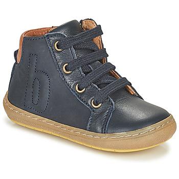 Sapatos Criança Botas baixas Bisgaard VILLUM Marinho