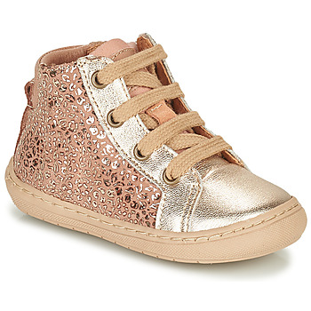 Sapatos Rapariga Botas baixas Bisgaard VILLUM Rosa